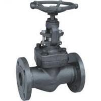 Buy cheap Forged Steel Globe Valve, Screw End, ANSI B1.20.1 from wholesalers
