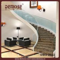Buy cheap rubber stair nosing portable marble staircase from wholesalers
