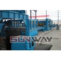 Buy cheap cut to length line Thick Plate Cut-To-Length Line from wholesalers