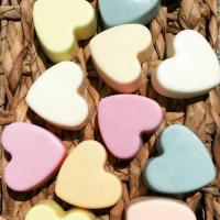 Buy cheap Bar Soap Heart Shaped Soaps - Quantity of 100 from wholesalers