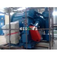 Buy cheap Rotating Barrel shot blasting machine from wholesalers