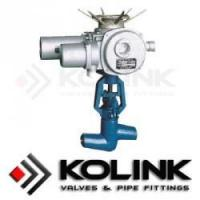 Buy cheap Electric Actuated Globe Valve from wholesalers
