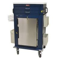 Buy cheap Malignant Hyperthermia Cart with Medical Grade Refrigerator, Two Drawer  Breakaway Lock #MH5200B from wholesalers