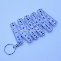 Buy cheap Folding Ruler with Key Chain from wholesalers