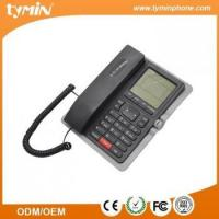 Buy cheap Desktop Corded Jumbo Caller ID phone with LCD - BLACK (TM-PA006) from wholesalers