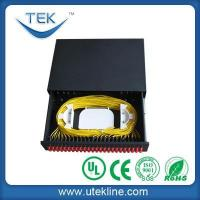 Buy cheap fiber optical patch panel Model No:UTEK-FPP24 product