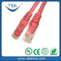 Buy cheap Cat6 patch cord Model No:UTEK-C6PC product