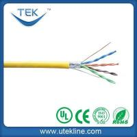 Buy cheap indoor Cat5e FTP cable Model No:UTEK-C502 product