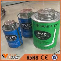 Buy cheap PVC cement glue PVC construction adhesive from wholesalers