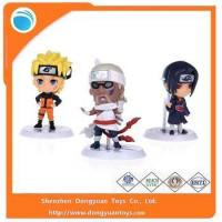 Buy cheap Plastic Collectible Naruto Action Figure Toys from wholesalers