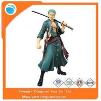 Buy cheap Anime One Piece Roronoa Zoro Action Figure from wholesalers