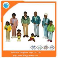 Marvel Education African American Family Doll Set