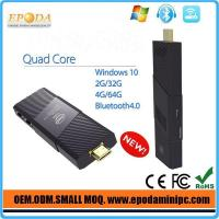 Buy cheap EX9 Intel Linux Ubuntu Compute Stick with 2 USB port 3.5mm Audio output with Fan Cooling from wholesalers