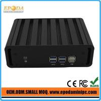 Buy cheap EAI7S Intel Core i7-4500U Barebone Fanless Mini PC Small Form Factor Computer from wholesalers