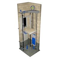 Buy cheap Machine Room-Less (MRL) Traction Elevators from wholesalers