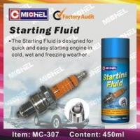 Buy cheap Aerosol Quick Starting Fluid from wholesalers