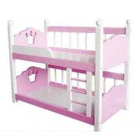 Buy cheap Lovely doll Bunk Bed from wholesalers