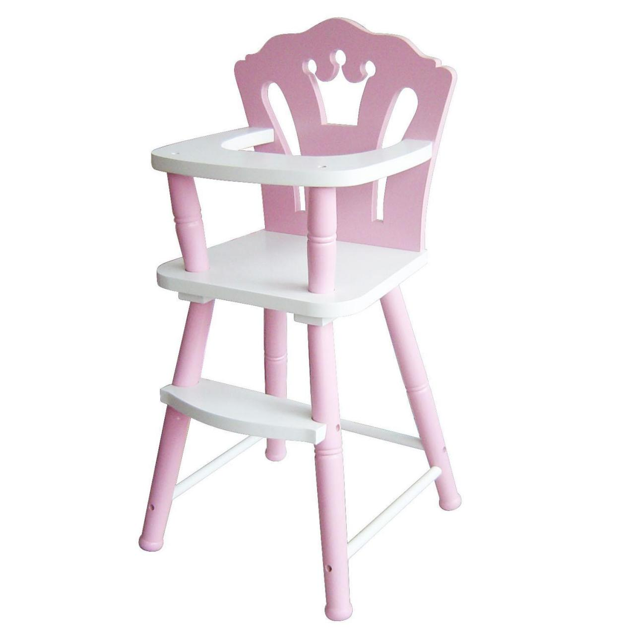 Buy cheap Wooden doll High chair from wholesalers