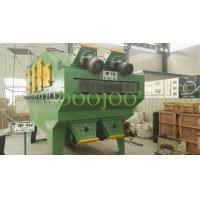 Buy cheap Foundry Machinery Steel Plate Shot Blasting Machine [Steel Plate Pretreatment from wholesalers
