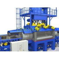 Buy cheap Apron Type Shot Blasting Machi Continuous Tumblast Machine from wholesalers