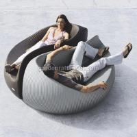 Buy cheap Wicker Patio Chaise Lounger Cushion from wholesalers