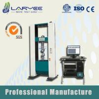 Buy cheap fiberglass Shearing Testing Machine from wholesalers