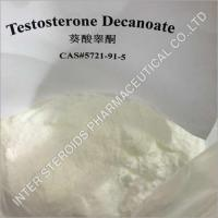 Buy cheap Testosterone Decanoate Powder from wholesalers