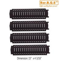 Buy cheap 94011-4pack BBQ Parts Barbecue Replacement Gas Grill Porcelain Steel Heat Plate from wholesalers