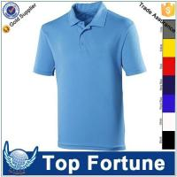 Buy cheap work uniform polo tshirt plain from wholesalers