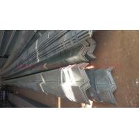 Buy cheap Hot Dipped Galvanized Steel Angle for Frames, shelves, product