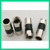 Buy cheap RG6 compression connector from wholesalers
