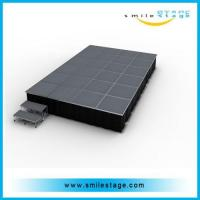 Buy cheap RK portable folding stage of 8*6m by 60cm high for events from wholesalers