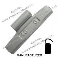 Buy cheap Steel clip on wheel weights Steelcliponwheelweights STF35 from wholesalers