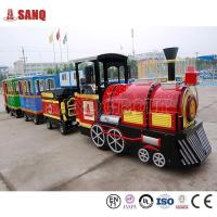 Buy cheap Electric trackless train from wholesalers