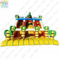 Buy cheap Giant Dinosaur Air Slides for Sale FGSH-165 from wholesalers