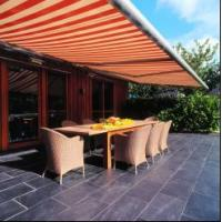 Buy cheap Full-cassette Electric Aluminum Retractable Awning from wholesalers