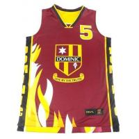 Buy cheap reversible sublimation basketball uniform from wholesalers