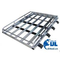 Buy cheap Snorkel Series 4x4 car carrier custom roof racks,Aluminum Roof rack 200x150 cm from wholesalers