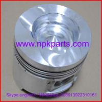 Buy cheap Komatsu engine repair parts S6D95 piston with pin and clips 6207-31-2141 from wholesalers