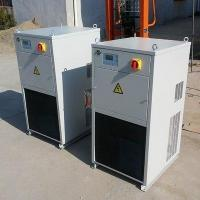 Buy cheap 28kw cooling capacity portable oil cooling chiller for hydraulic oil processing from wholesalers