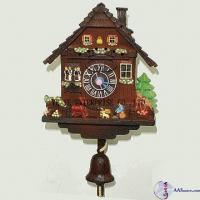 Cuckoo clock parts cuckoo clock parts images - Colorful cuckoo clock ...