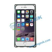 Buy cheap The Best MOSHUO TPU and PC Combo Shockproof Case for iPhone 6 Plus - Dark Grey from wholesalers