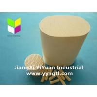 Buy cheap Honeycomb Ceramic Honeycomb Ceramic Catalyst Substrate from wholesalers