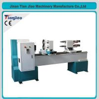 Buy cheap Automatic Column Master 3 Axis Wood Turning Lathe Machine from wholesalers