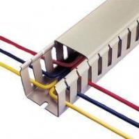 Electronic assembly Betaduct Open slotted cable trunking