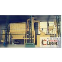 Silica sand crushing plant/grinding plant