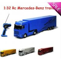 Buy cheap REC-1101 1:32 Emulational Licensed Remote Control Container Truck from wholesalers