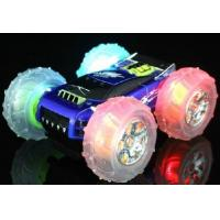 Buy cheap REC-9039 4CH Remote Control Tumbling Stunt Car with Flashing Lights from wholesalers