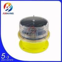 Buy cheap AH-LS/L Low-intensity Solar-Powered Aviation Obstruction Light from wholesalers