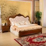 Buy cheap Study room set King size wooden bed bedroom furniture decoration from wholesalers